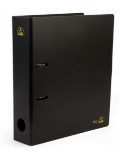 ESD A4 Ring Binders