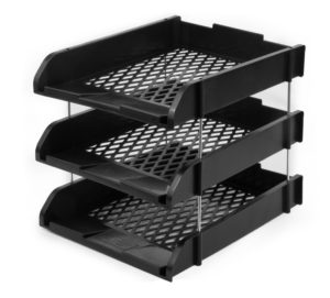 ESD Letter Trays