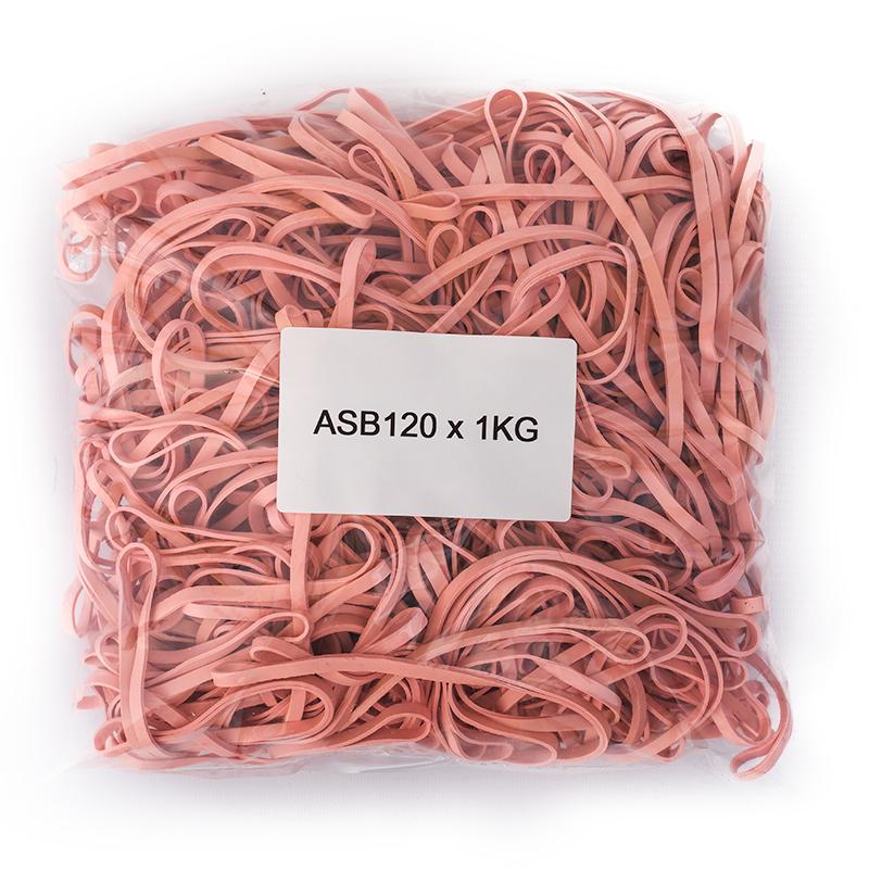 Rubber Bands 1 kg Bag