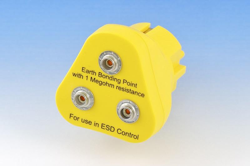 BP37EU Earth Bonding plugs