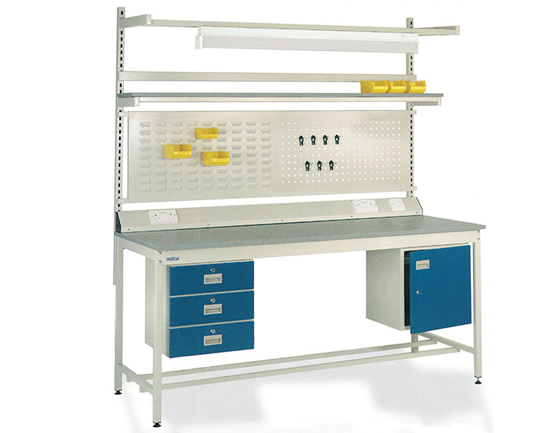 ESD Workbenches (Square Tube Style)