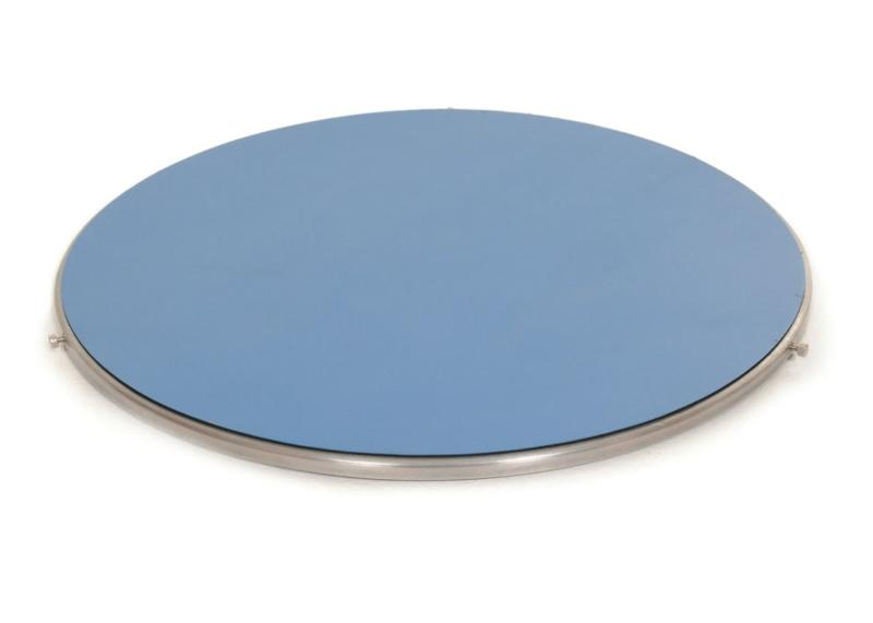 Blue ESD Turntable
