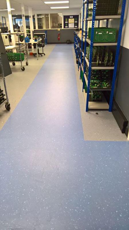 ESD Permanent Flooring 3