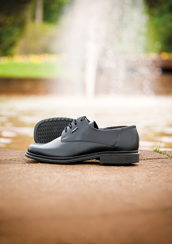 ESD Black Business Abeba Shoe 32450 - Bondline