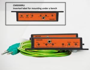ESD constant monitors
