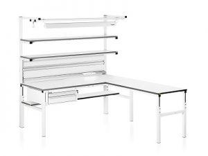 Anti-Static ESD Comfort bench full view