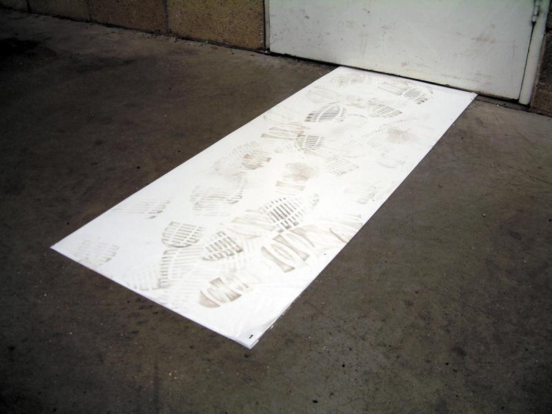 Tack Contamination Control Mat