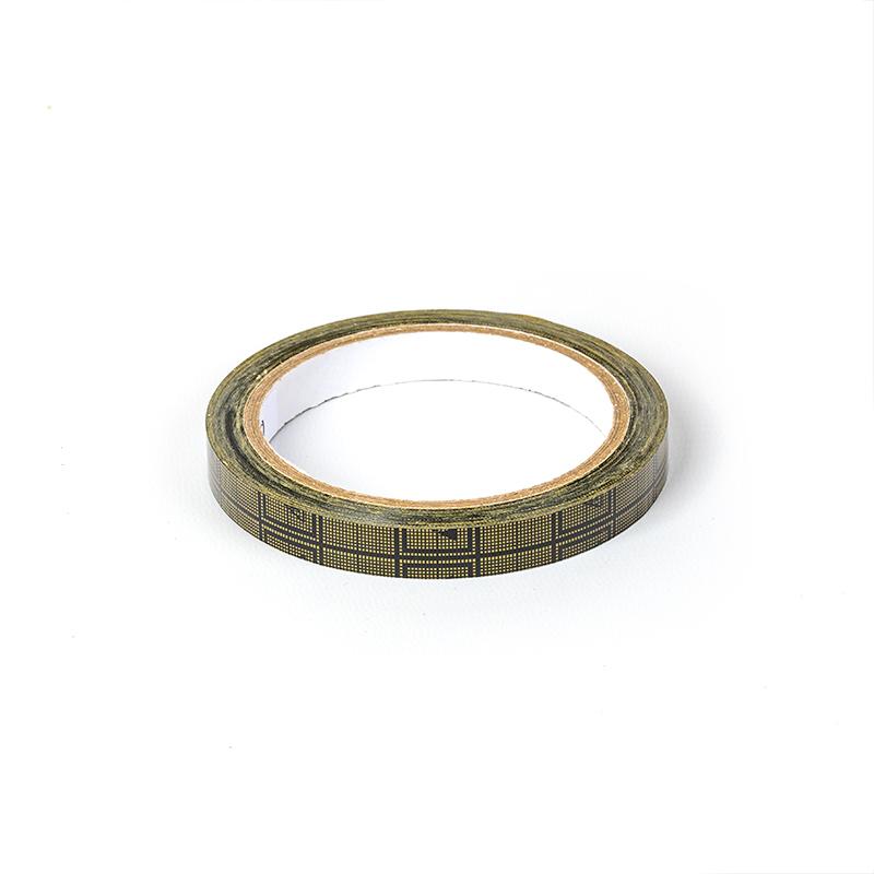 Bondline conductive grid tape