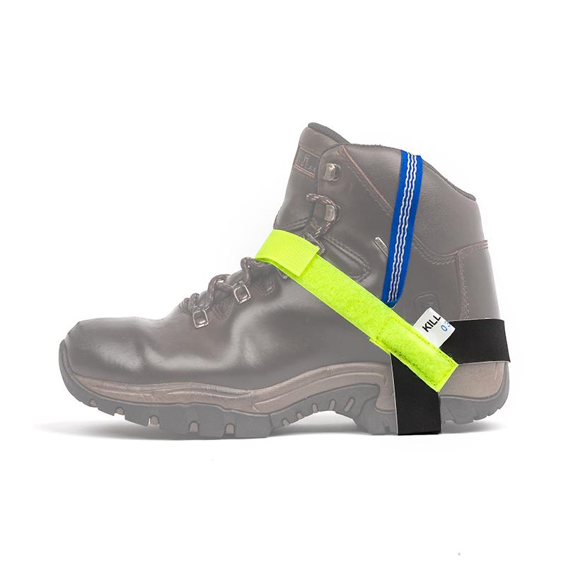 Double Rubber Heel Strap