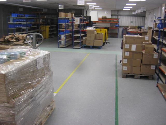 ESD Permanent Flooring 6