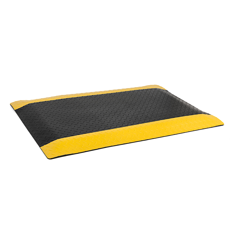 Rubber ESD anti-fatigue mats