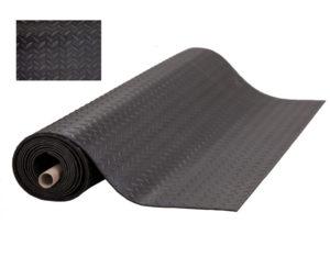 Heavy Duty ESD Conductive Black Rubber Mat | Bondline Electronics Ltd