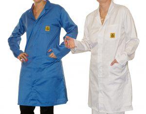 Bondline anti-static lab coats.