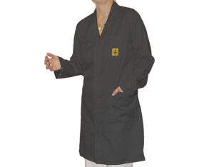 ESD Grey Lab Coat | Bondline