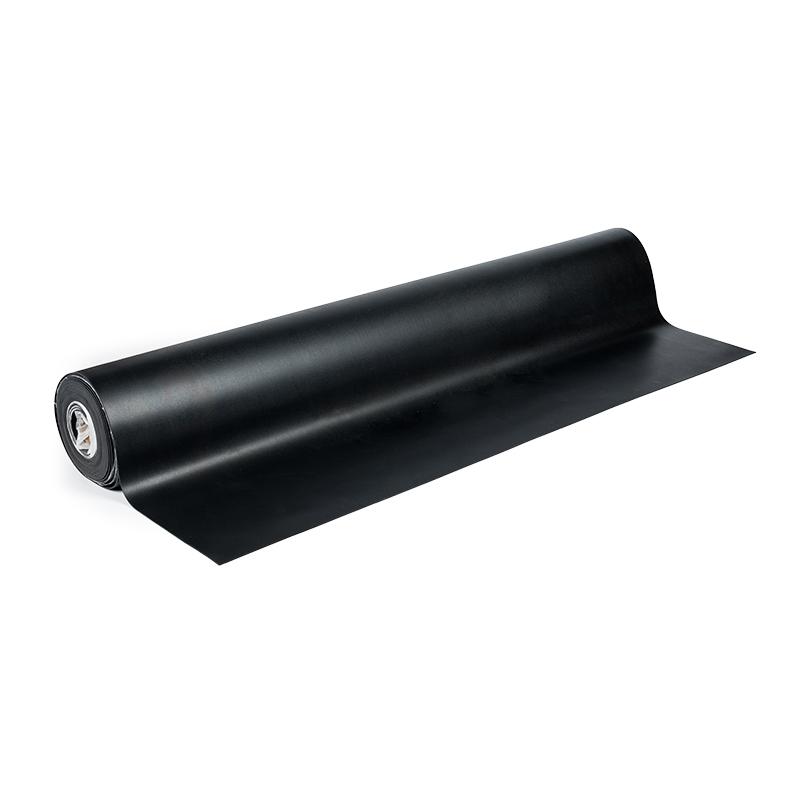 Black 2-Layer Shelving Material