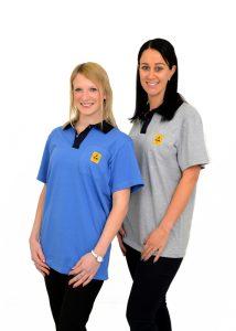 New range ESD Unisex Polo shirts