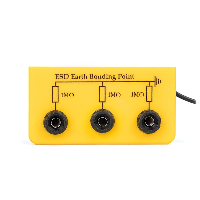 LSBJ Earth Bonding Points from Bondline