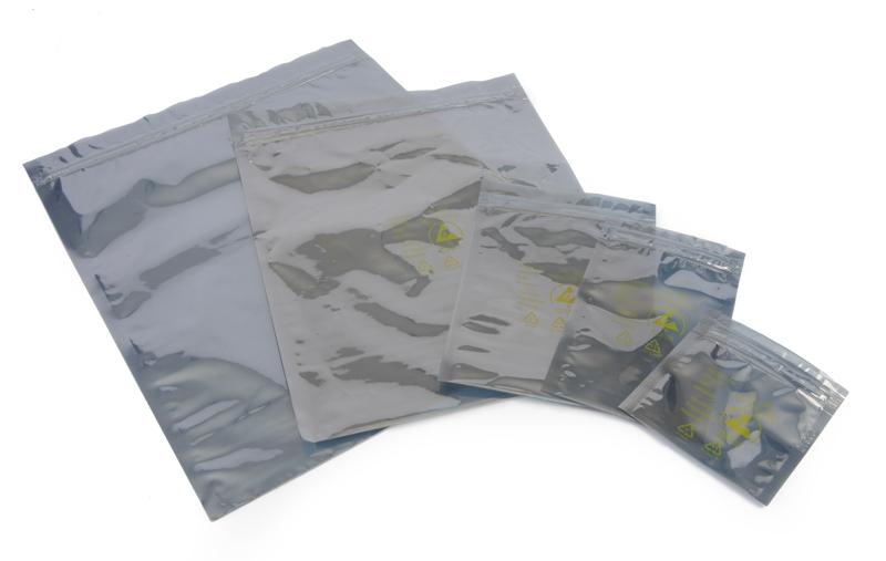Electrostatic Discharge Shielding Bags Bondline