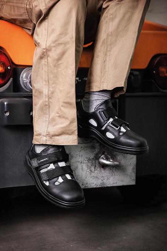Light ESD Shoes Abeba 31136 - Bondline