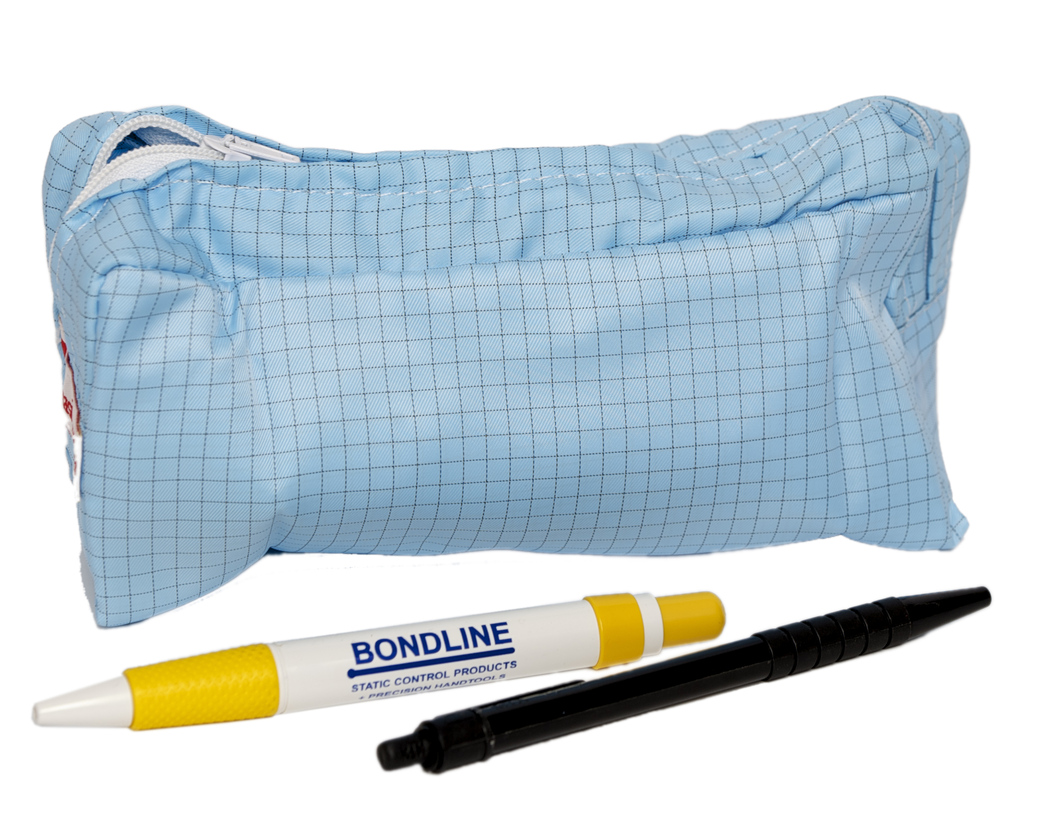 Blue ESD pouch
