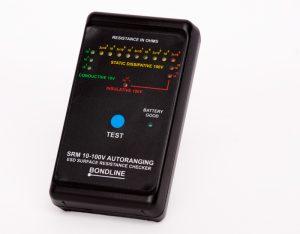 Surface Resistance Meter (Half Decade)