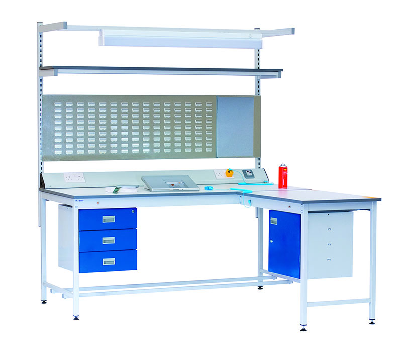 Cantilever ESD Workbench
