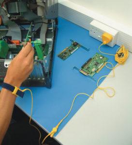 Vinyl Bench Matting Workstation | Bondline Electronics Ltd