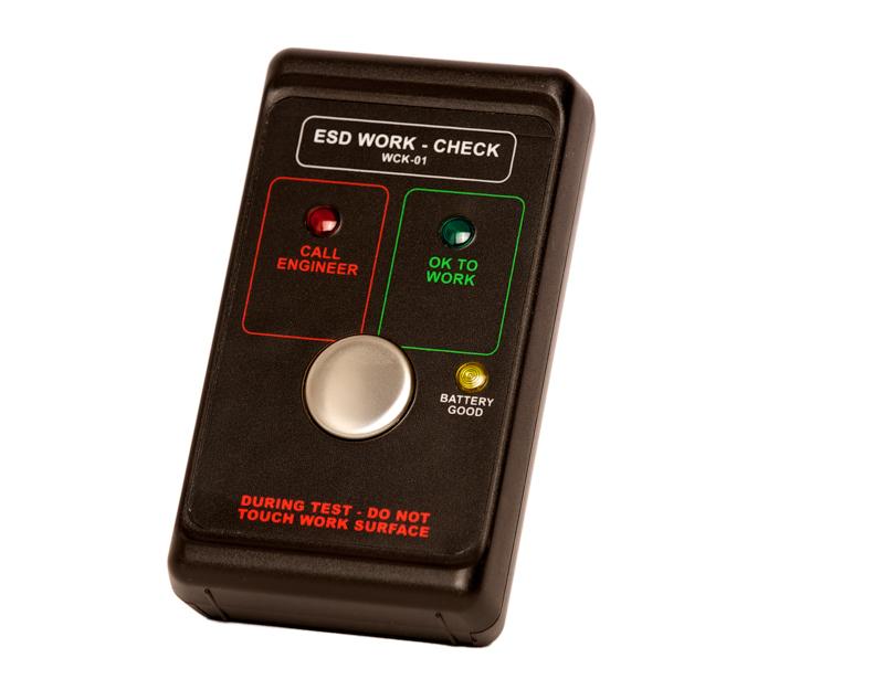 ESD Work-Check Testing Equipment