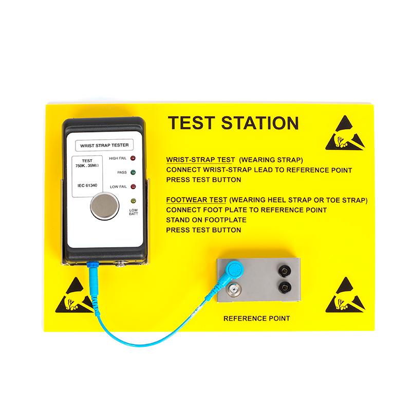 Wrist-Strap Test Station