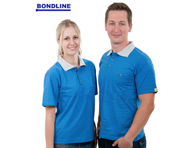 ESD Blue Polo Shirts
