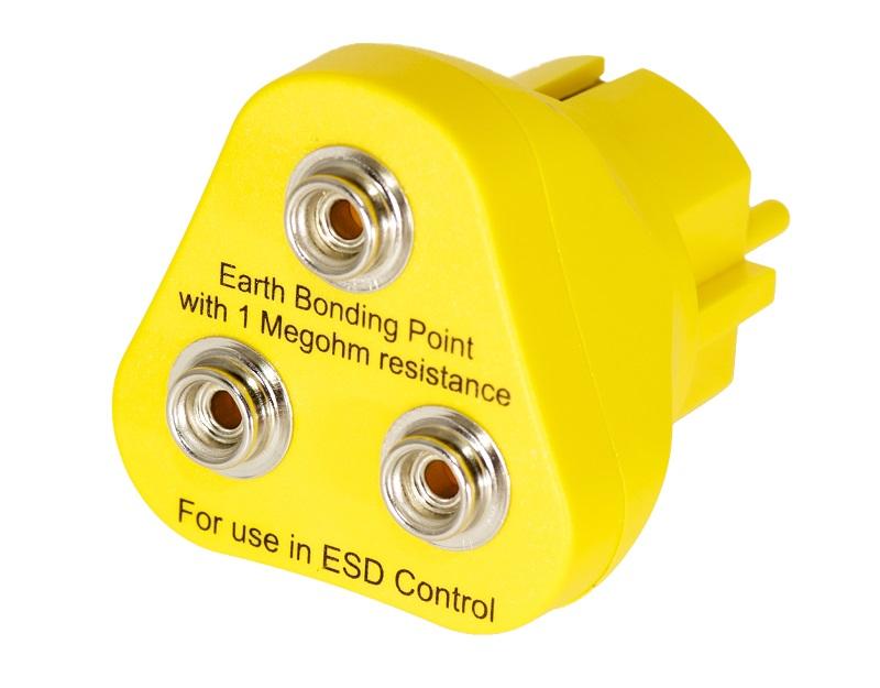 BP3EU Earth bonding plugs