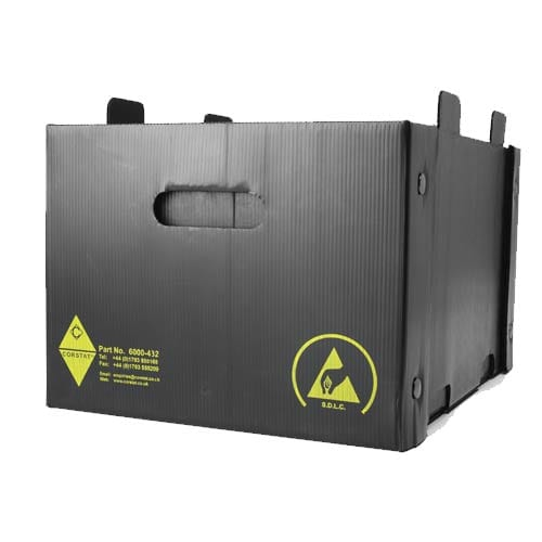 Conductive Collapsible Tote
