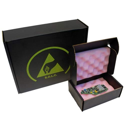 ESD Safe Boxes