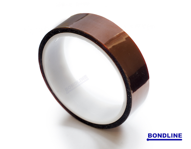 High heat resistant polyimide tape.