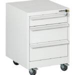 Bondline ESD Moveable Drawer Unit, three drawers