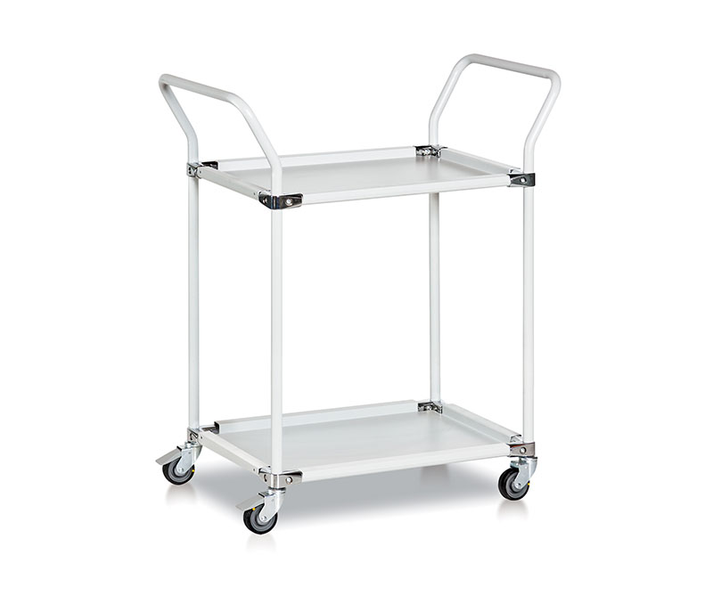 Bondline Transportation Cart two shelves
