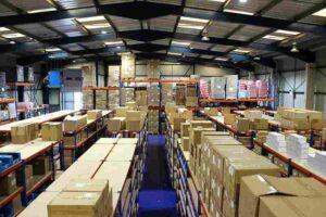 Bondline Electronics Warehouse