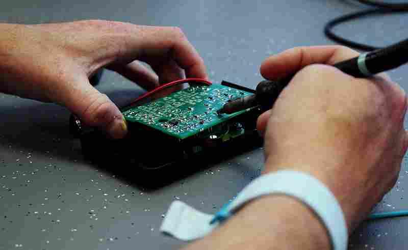 Working on PCB Bondline