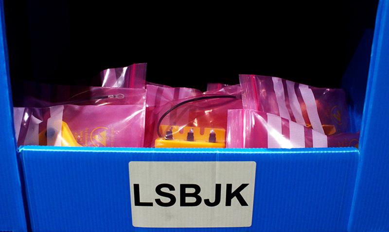 LSBJK Custom Specials | Bondline