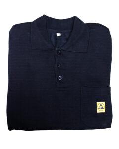 ESD Black Polo Shirt | Bondline