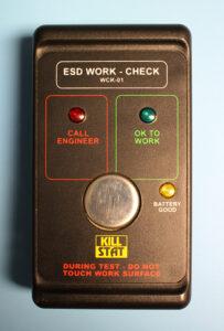 ESD Work Check | Bondline