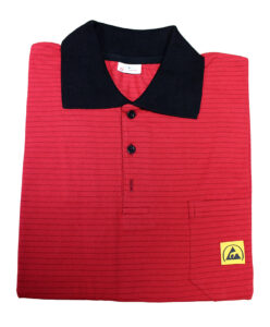 ESD Red Polo Shirt | Bondline