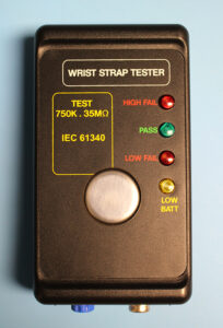ESD Wrist Strap Tester | Bondline