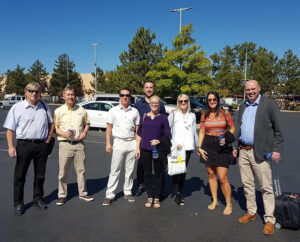 Reno EOSD symposium visit 2018 | Bondline