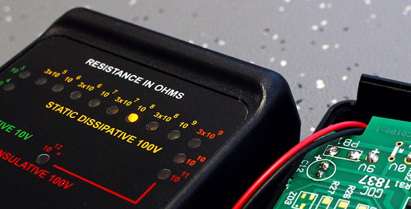 Surface Resistivity Meter - Bondline